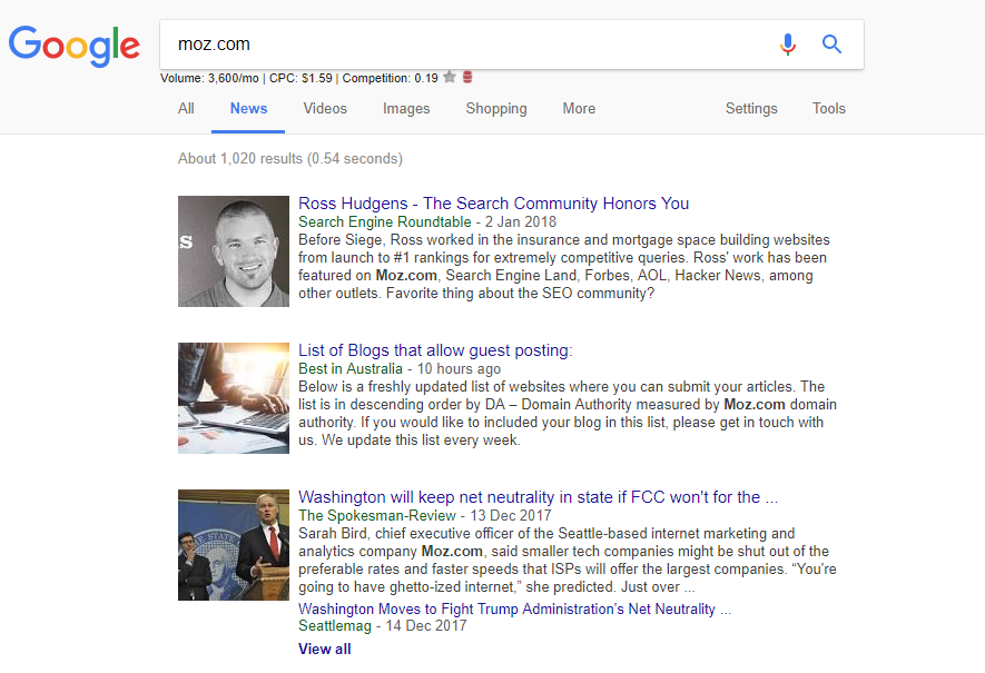 Using link reclamation as an effective SEO strategy