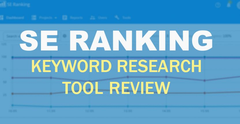 SE Ranking – Keyword Research at its Finest