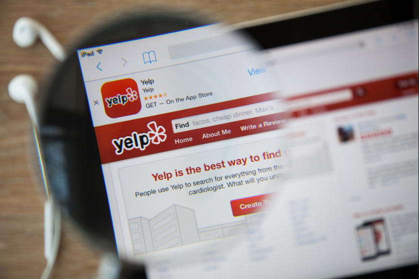 Yelp files formal complaint against Google
