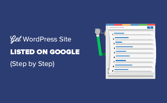 Getting your website indexed in Google quickly and easily
