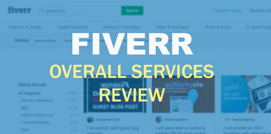 Can Fiverr Really Provide Your Business with Quality Results? Yes it Can!