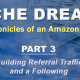 Niche Dreams – Part 3: Building Referral Traffic and a Following