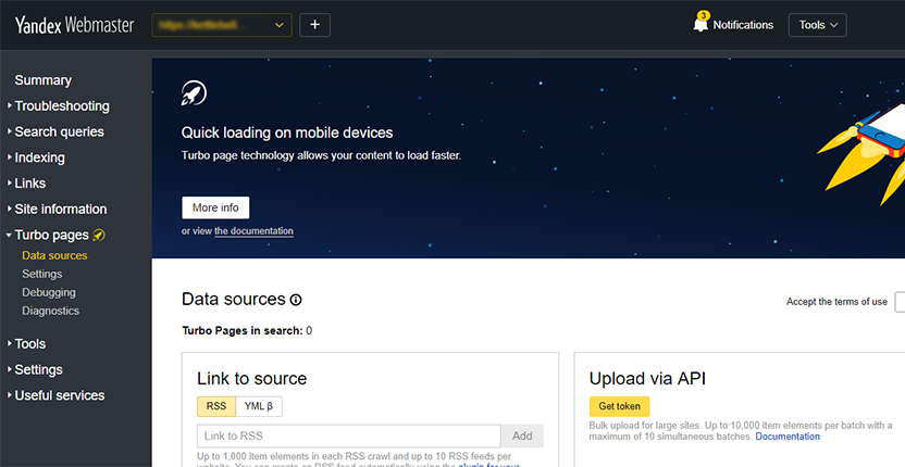 Did You Know Yandex Has Their Own Webmaster Tools?