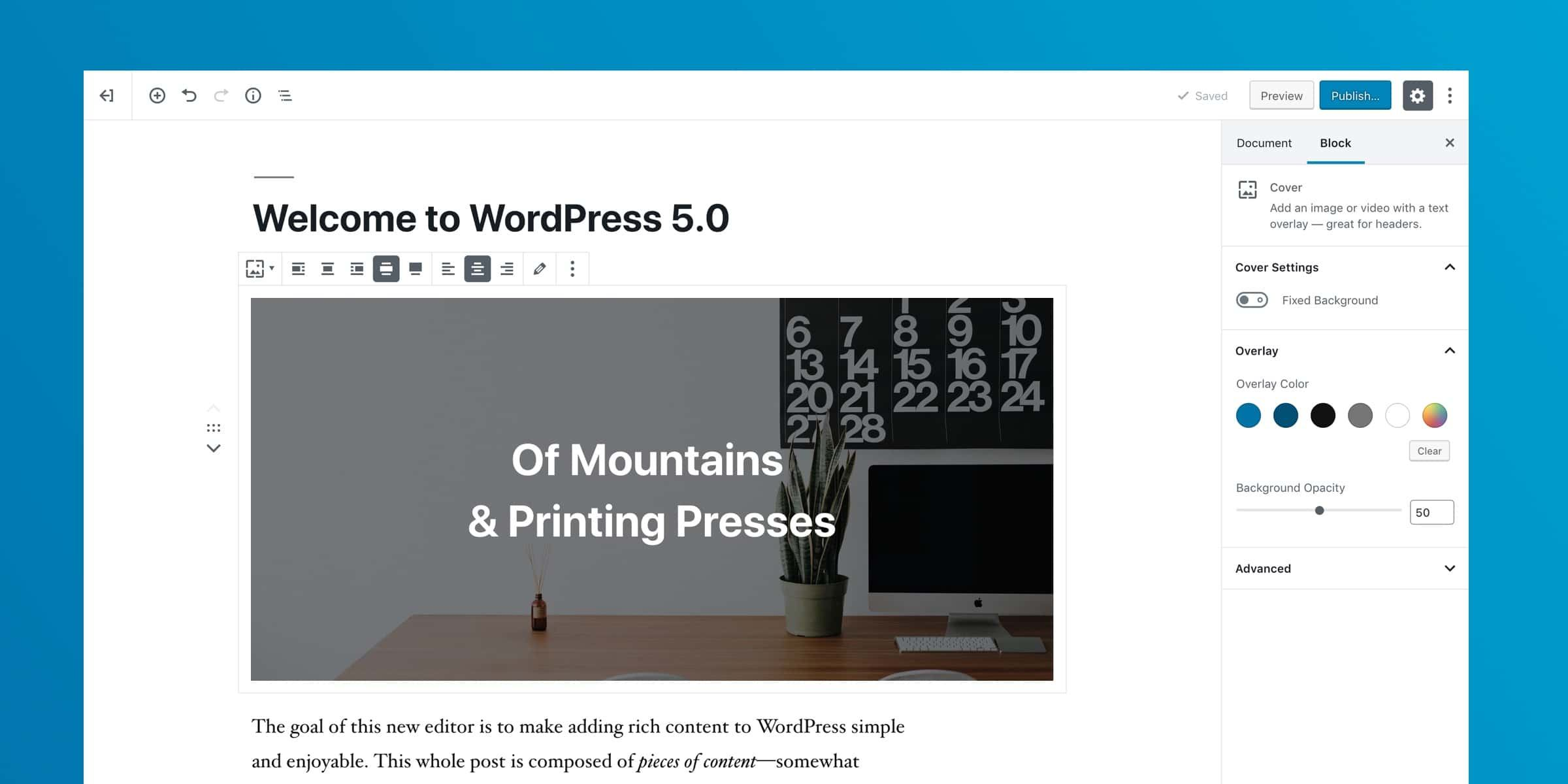 WordPress 5.0 has finally landed, are you prepared for Gutenberg?