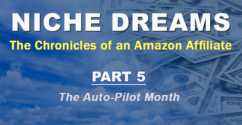 Niche Dreams – Part 5: The Auto-Pilot Month