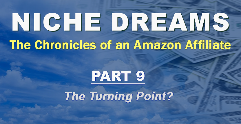 Niche Dreams – Part 9: The Turning Point?
